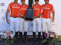 Scone Polo Team Secures Founders Cup Victory